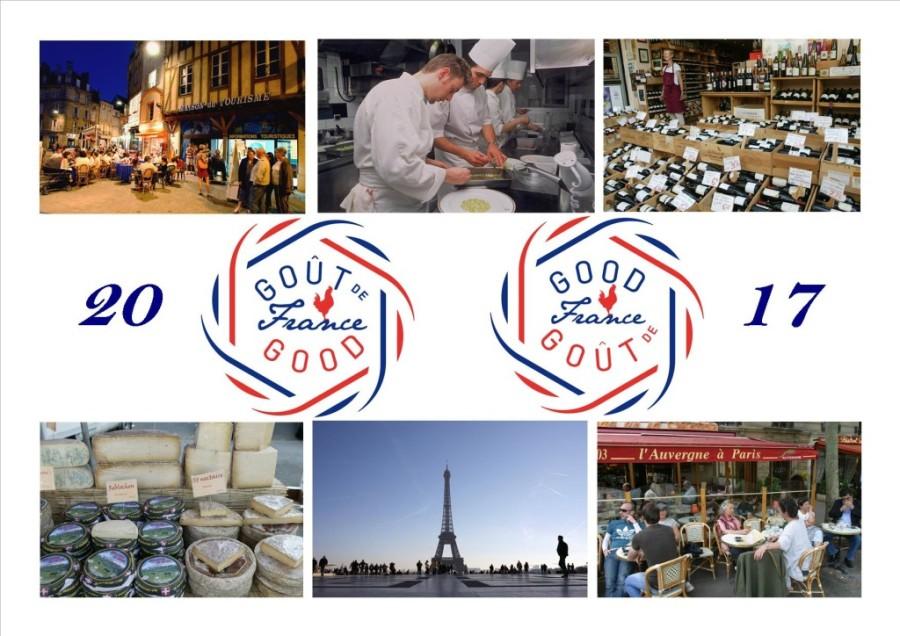 GOUT DE FRANCE / GOOD FRANCE DINNER, 21 marca 2017