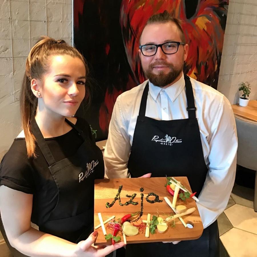 WIECZÓR AZJATYCKI – kolacja degustacyjna z sommelierem, 2 marca 2018 r.
