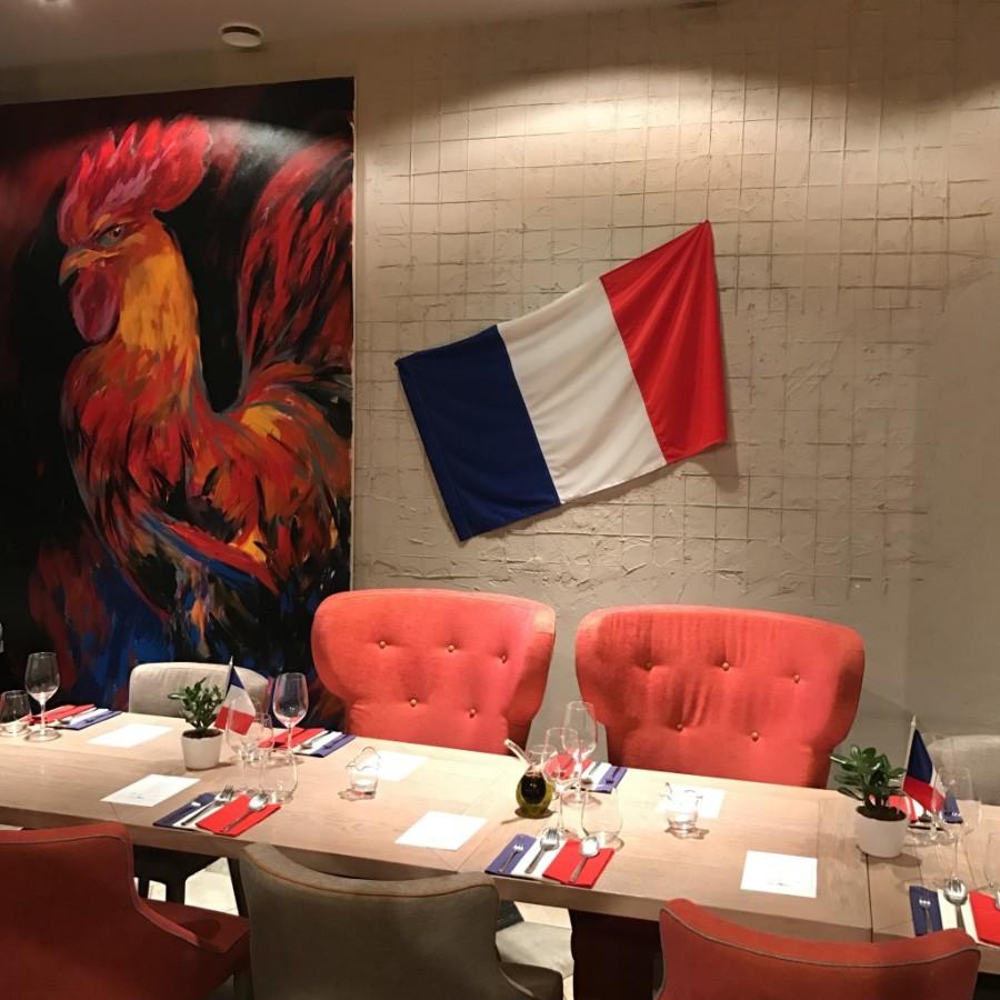 Gout de France 2018 – kolacja francuska